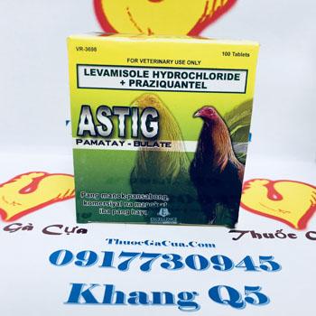 Astig - Thuốc sổ lãi cao cấp Philippin